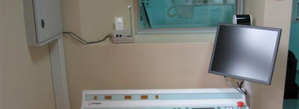 Otwarcie Pracowni RTG wyposażonej w cyfrowy aparat RTG